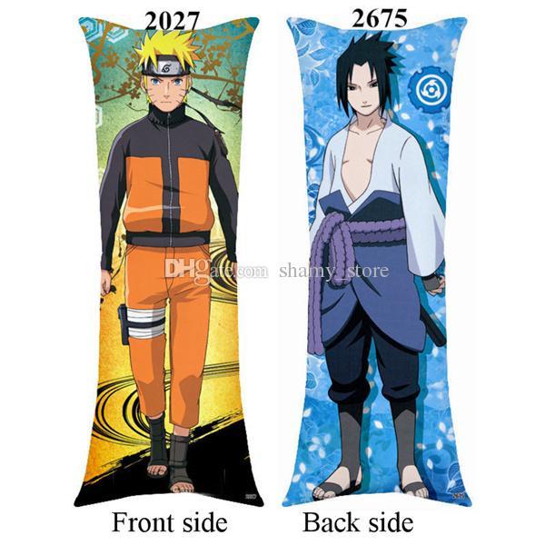 Body Pillow Gift anime Uchiha Sasuke Itachi Hatake Kakashi pillow including inner