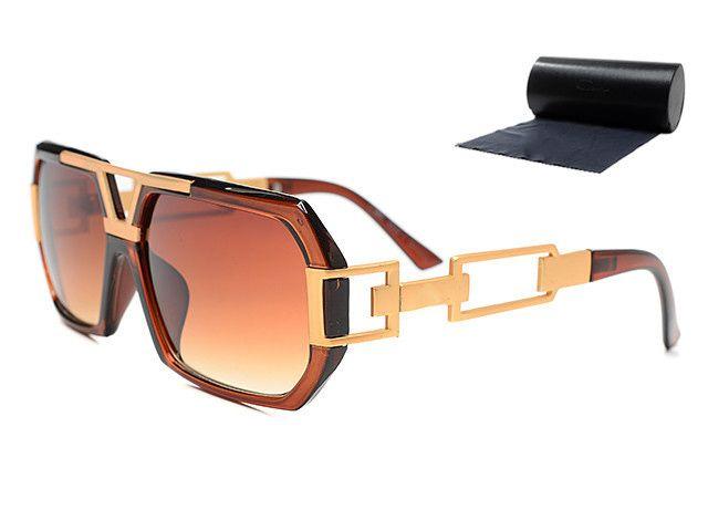 Vintage And Designer Fashion Sunglasses For Mirror Brand Women UV400 Men Glasses With Sun Sport Coating Box Gsgus