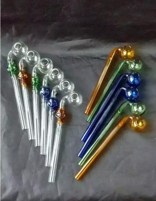 Multi-style glass pot --- hookah smoking gongs - oil rigs glass bongs glass hookah smoking pipe - vap- vaporizer