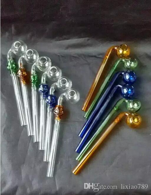 Vaso di vetro multi-stile --- narghilè che fumano gong - pipa di olio pipa di vetro narghilè fumare pipa - vaporizzatore vap-