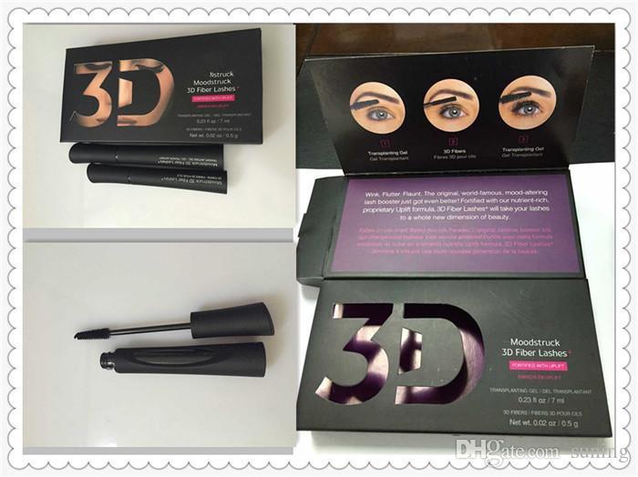 В чулке! Горячий Новый 1030 3D FIBER LASHES Plus MASCARA Набор для макияжа ресниц ресницы двойной тушь для ресниц Свободная перевозка груза от Suning