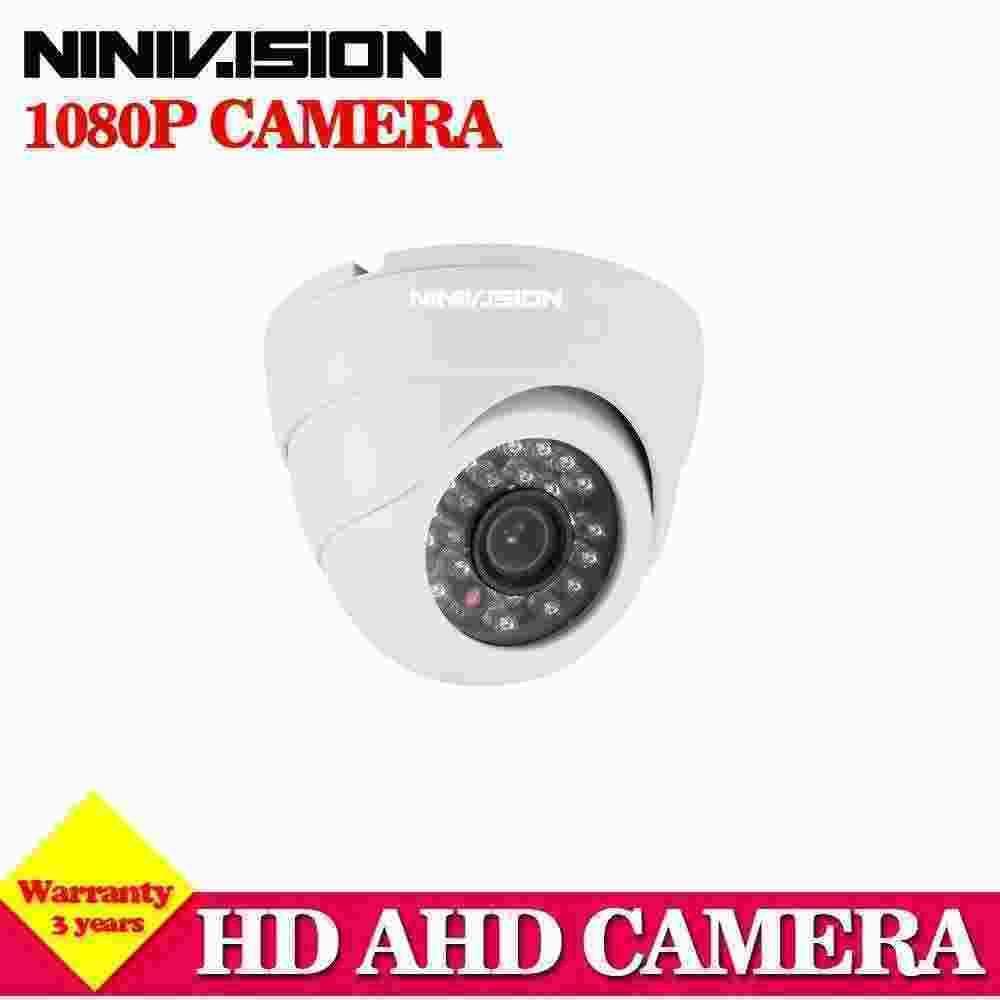 Großhandel NINI 3000TVL Überwachungskamera 24pcs IR Nachtsicht CCD ...