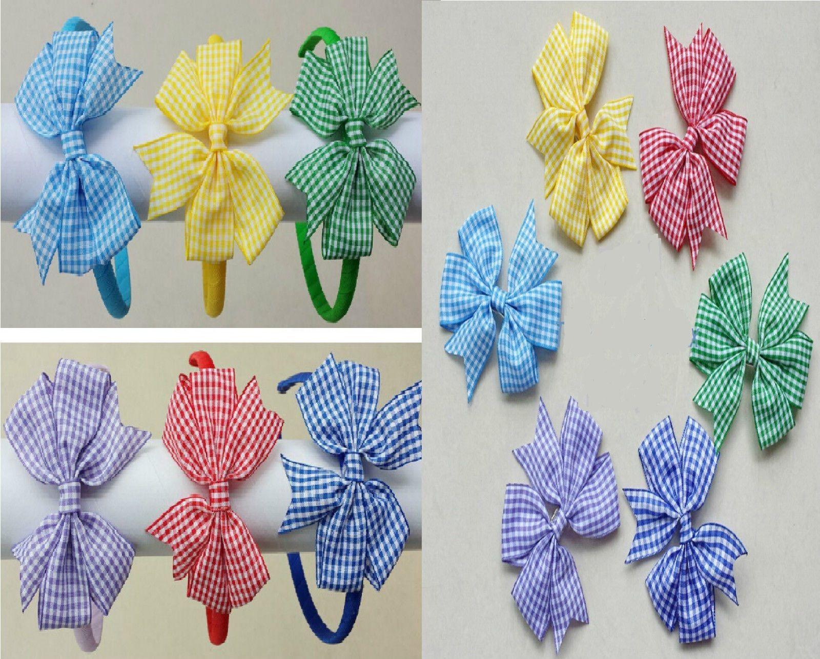 """Wedding Flower Girl School 3.5"""" Girls Red Hair Bow Bobble With Poinsettia Flower"""