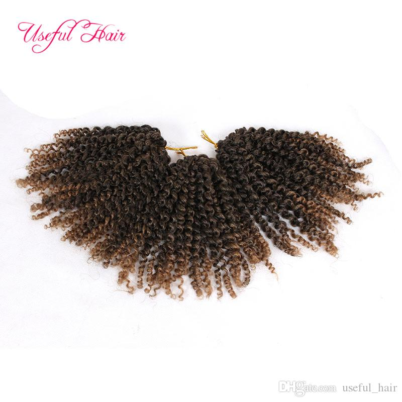 Malibob Hair Braids Jerry Curl Crochet Braids 8Inch Kanekalon 2-4lot For Full Head 100g hair extension for braids jumbo braiding marley hair
