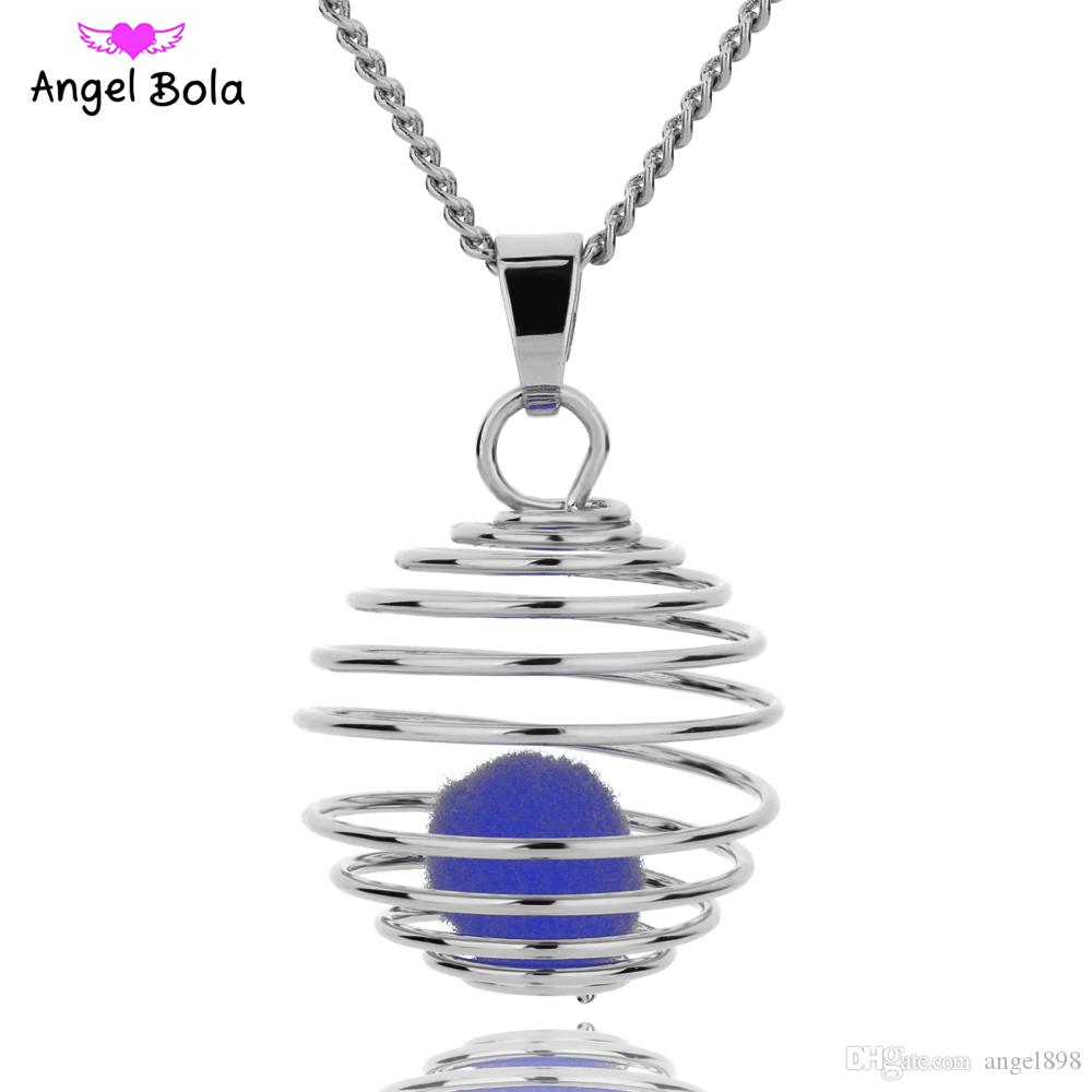 5/lot Bee cages pearl cage Wholesale pendant locket cages Pendants DIY Pearl Necklace for women charm pendants