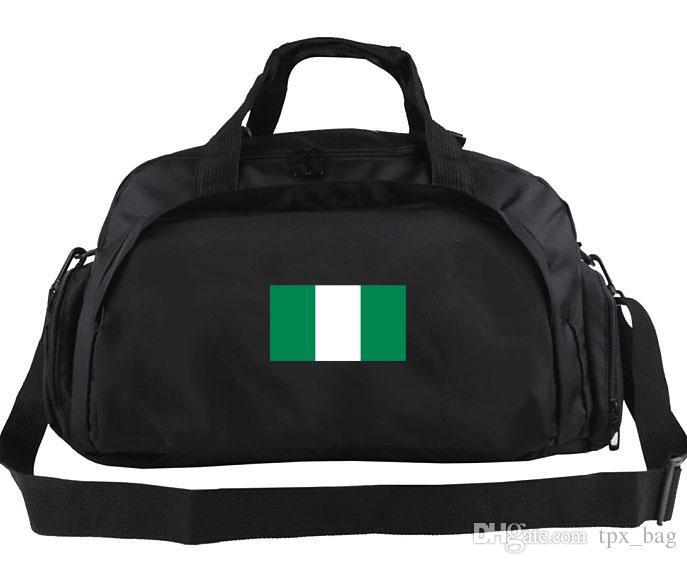 Нигер вещевой мешок национальной команды тотализатор джинсовый спортсмен мульти использование рюкзак футбольный багаж спорт плечо вещевой открытый слинг пакет