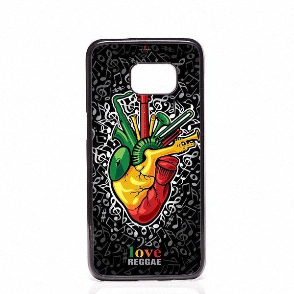 Bob Marley Lion Rasta Lion Reggae Téléphone Couvre Coquilles Étuis En Plastique Dur Pour Samsung Galaxy S4 S5 S6 MINI S6 Bord S8 S8 Proposé Par ...