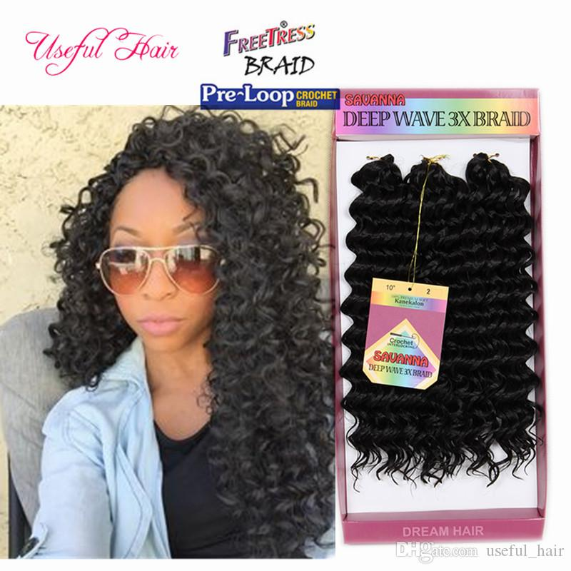 3pcs/pack Synthetic crochet braids hair 10inch jerry curly twist braiding hair ombre color pre looped savana jerry curl hair wave twist