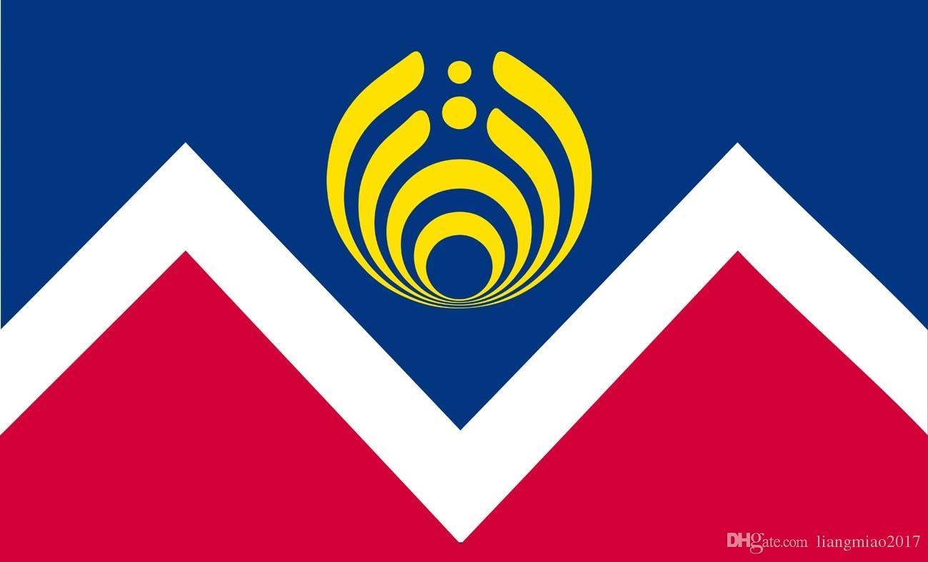 Denver Bassnectar Flag 3ft от 5 футов 100D Polyester Декоративные Флаги и баннеры