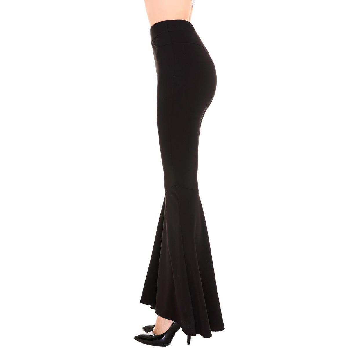 Schwarze hose damen elegant