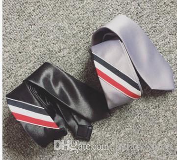оптовая низкая цена 3 шт. больше цвета Высококачественный мужской и женский галстук; галстук; чокеровщик; шейный платок; галстук (12) = джи