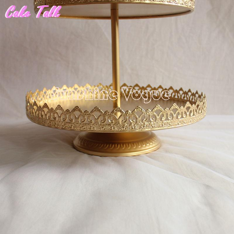gold cake stand set (11)