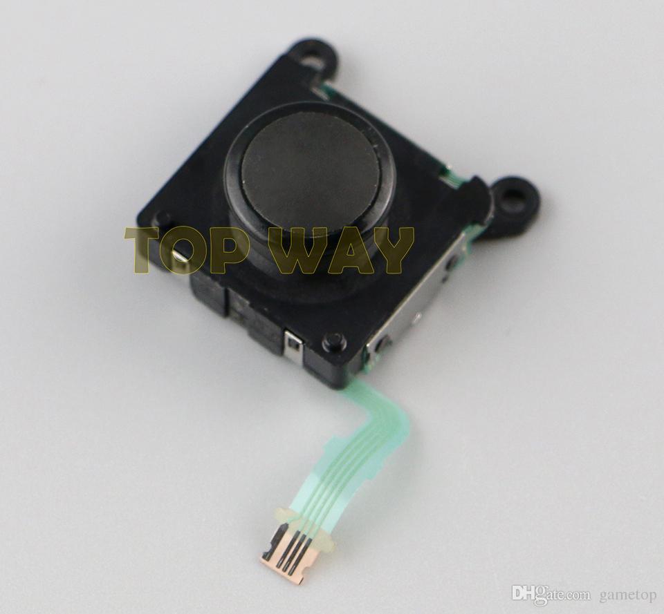 Joystick analogico 3D originale per PSV2000 Modulo sensore a bilanciere a pulsante nero per controller PS Vita 2000 PSVITA 2000