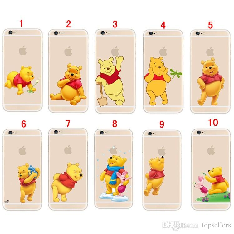 cover iphone 6 winnie the pooh