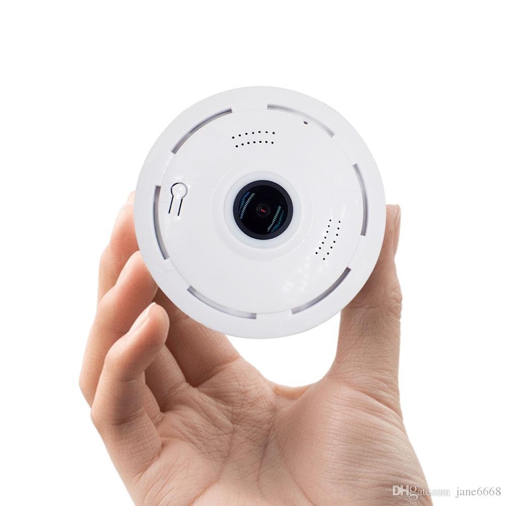 HD 960P 3D VR Panoramiczny WiFi Kamera IP 360 Stopni Zobacz Night Vision Mini Wireless Baby Monitor 1.3mp CCTV Security Camera do bezpłatnej wysyłki