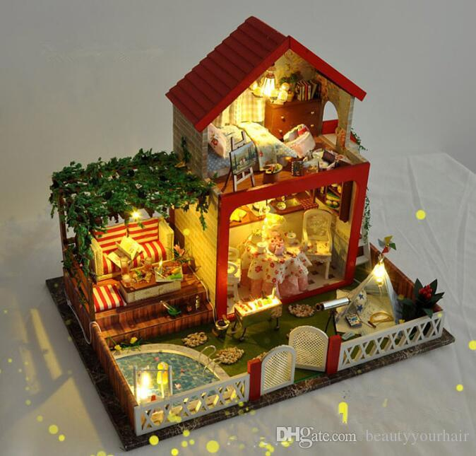 Nativity Scene Miniature Dollhouse Doll House Picture