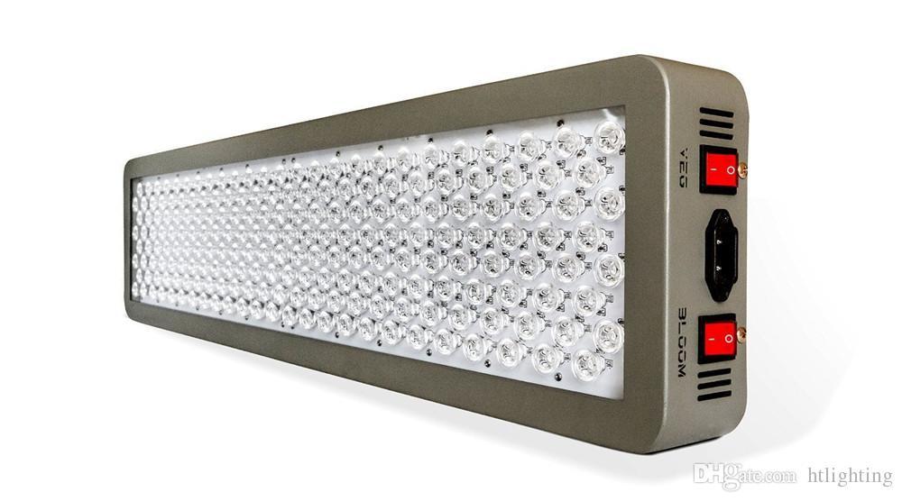 Newest P600 Dual Chip Full Spectrum 600W LED Grow Light Double Chip Hydroponics Vegetable Flower Plant Grow Light