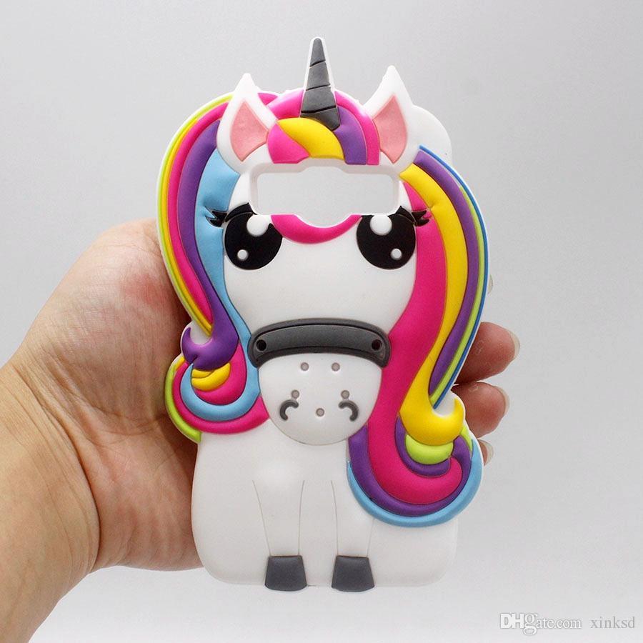 cover samsung j1 2015 unicorni
