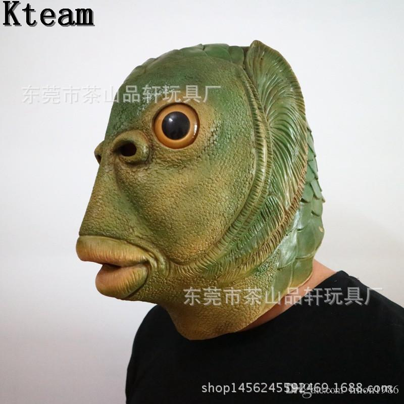 Full Head Mask Crazy Rubber Party Halloween Costume Mask Costume Party Cosplay