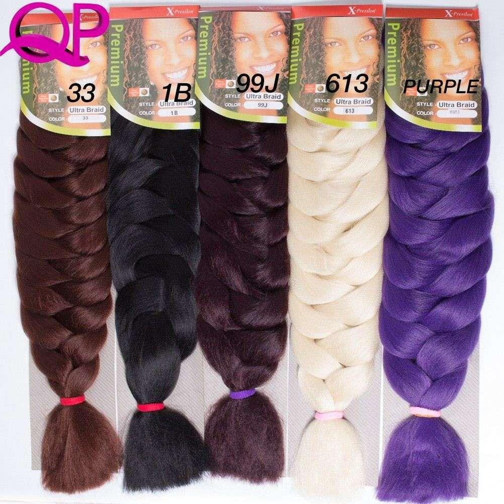 Box-Braid--Kanekalon-Jumbo-Braid-Hair-165g-ultra-kanekalon-x-pression-braiding-hair-25-100pcs (3)