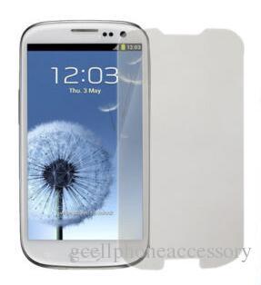 Protector de Pantalla Cristal pour Samsung Galaxy I9300 sans retour