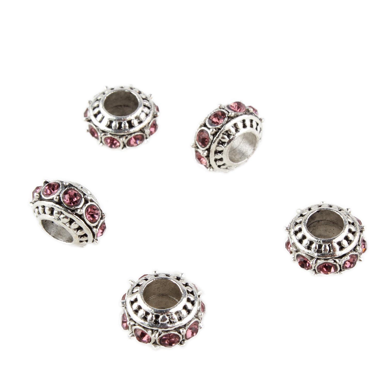 2018 bijoux de mode dames, rétro accessoires bracelet créatif, alliage bricolage point de forage perles dispersées en gros