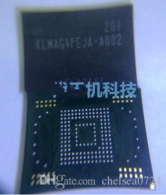 10pcs/lot For Tab 2 P5100 eMMC 16GB with Programmed firmware NAND flash memory IC chip KLMAG2GE4A-A002 & KLMAG4EFJA-A002 16GB