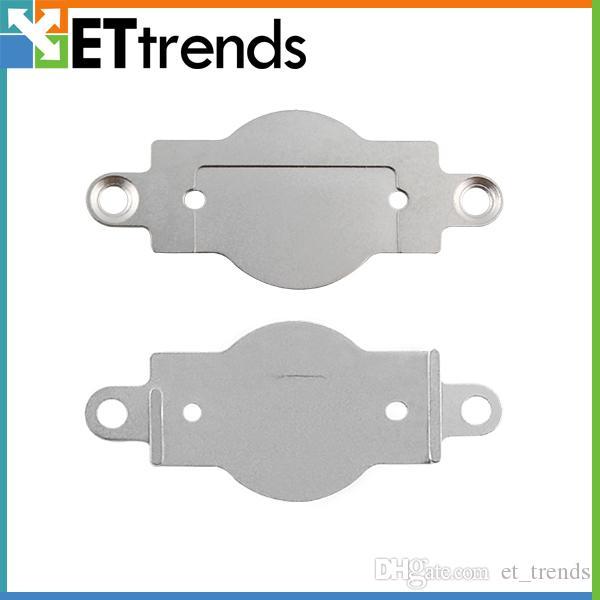 original novo botão Início Voltar metal Braket para iPhone 5C Home Button metal Braket frete grátis por DHL