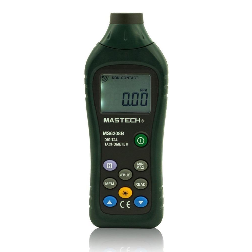 Freeshipping 비 접촉 디지털 타코미터 레이저 사진 타코미터 회전 속도 측정기 50RPM-99999RPM