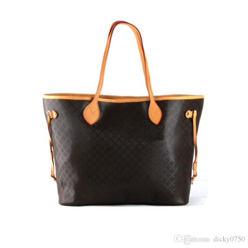 Wholesale lady shopping bag for women tote oxidation leather shoulder bag fashion handbags presbyopic women purse classic messenger bag