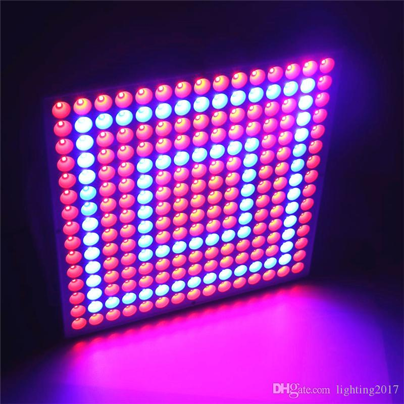 225 LEDs Grow Lights Full Spectrum 65W Indoor Plant Lamp For Plants Vegs Greenhouse Hydroponics System Grow/Bloom Flowering
