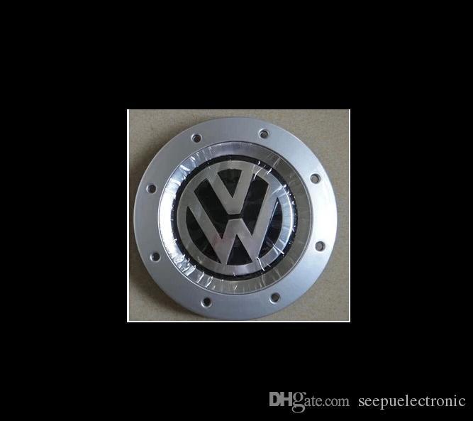 فولكس فاجن جيتا A5 جولف Mk5 توران كادي OEM مركز العجلة كاب 1K0601149E جديد 4 قطع