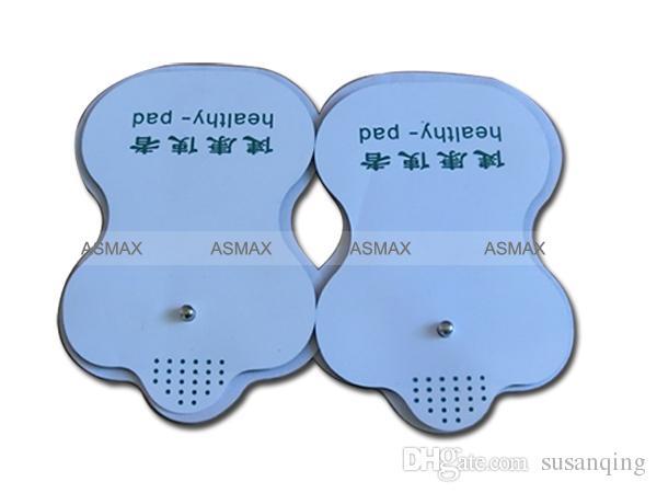 40 جهاز كمبيوتر شخصى Snapon P E T Backing Electrode لوحة صحية للتدليك الرقمي - تدليك الظهر