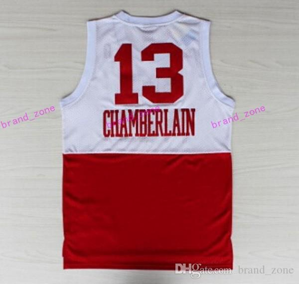 ... 2017 Discount 13 Wilt Chamberlain Throwback Jerseys Uniforms Rev 30 New  Material Wilt Chamberlain Shirt Retro ... c368ac6c7