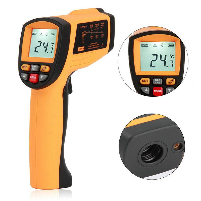 Infrared thermometer GM1150 (4)