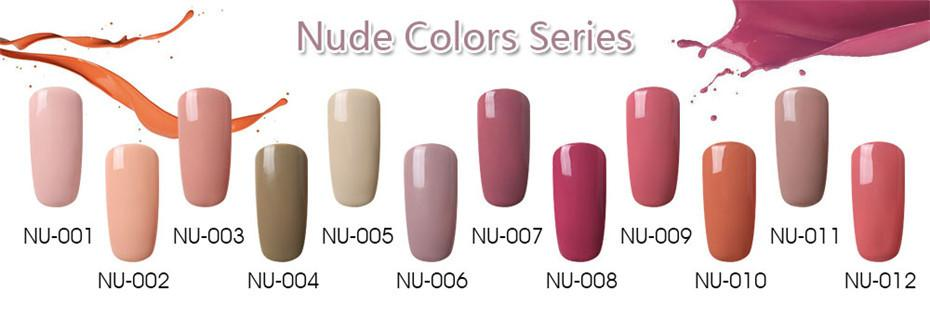 Nude Colors