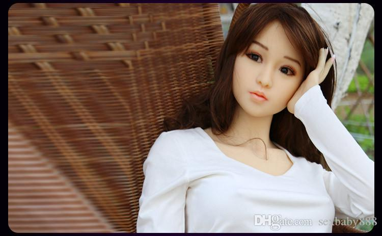 NEW 165cm Top quality lifelike silicone sex dolls, half entity love dolls, life size dolls for sale. vagina pussy anal real doll