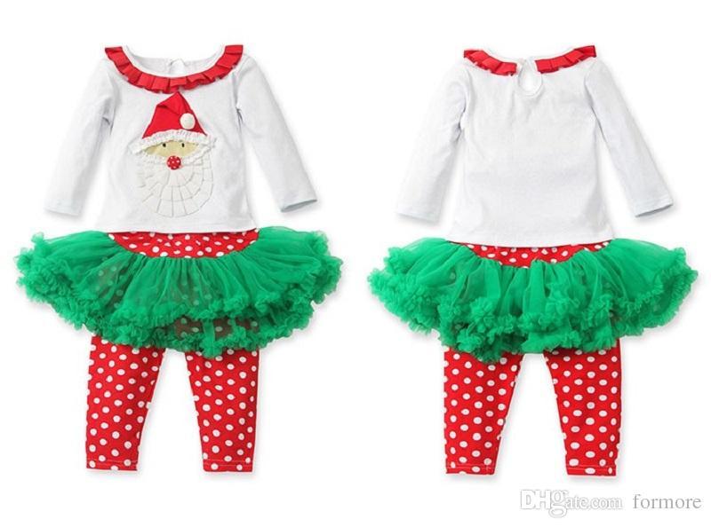 Girls Boutique XS 18 Months Christmas Tree Ruffle Dress NEW Red Polka Dot