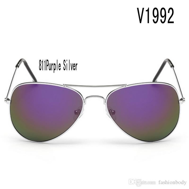Kadınlar için güneş gözlüğü mor oval yüz yan kalkanlar çin renk cam toptan UV koruma avrupa toptancılar destek yaz kutusu ile yeni