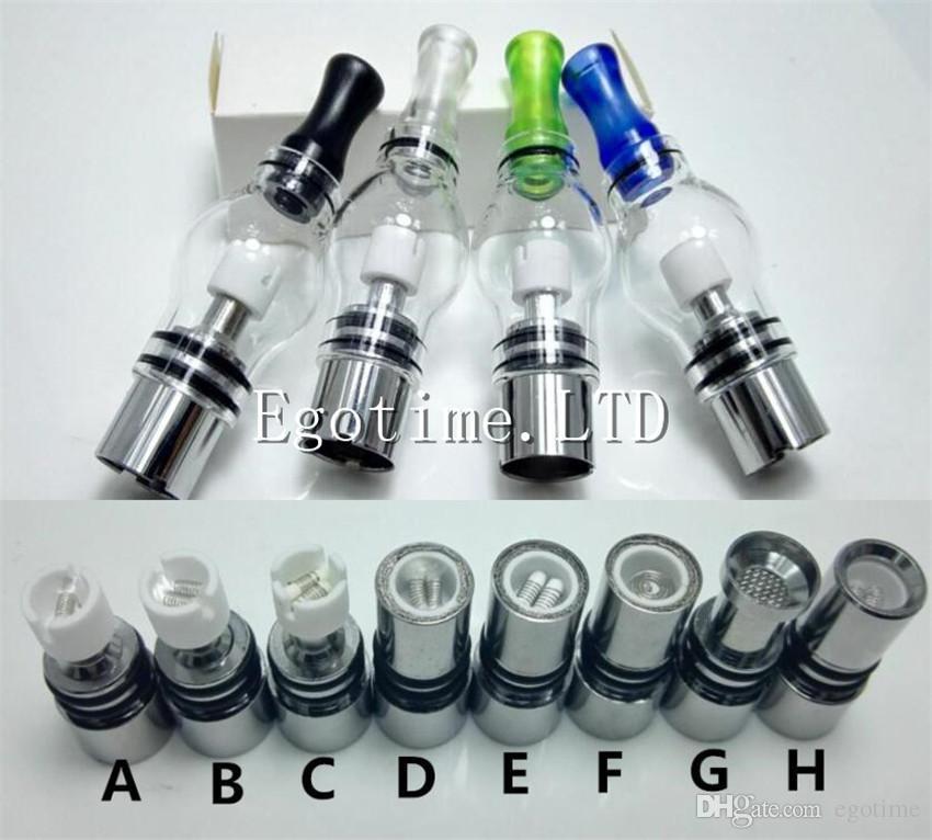 MOQ=Glass Globe Atomizer Dry Herb Vaporizer Replacement