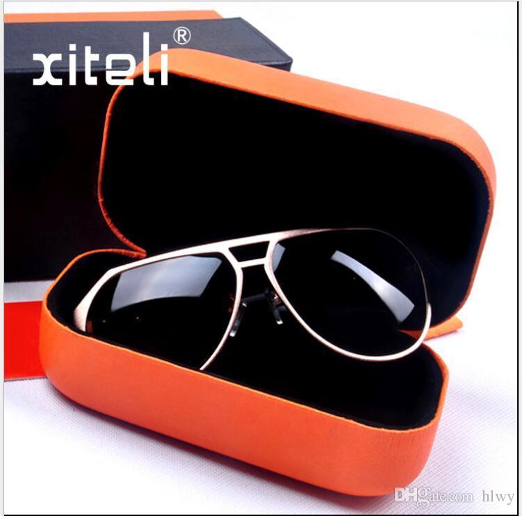 Occhiali da sole polarizzati Xiteli occhiali da sole per uomo Occhiali da sole all'ingrosso Occhiali da sole da uomo di alta gamma, 2502