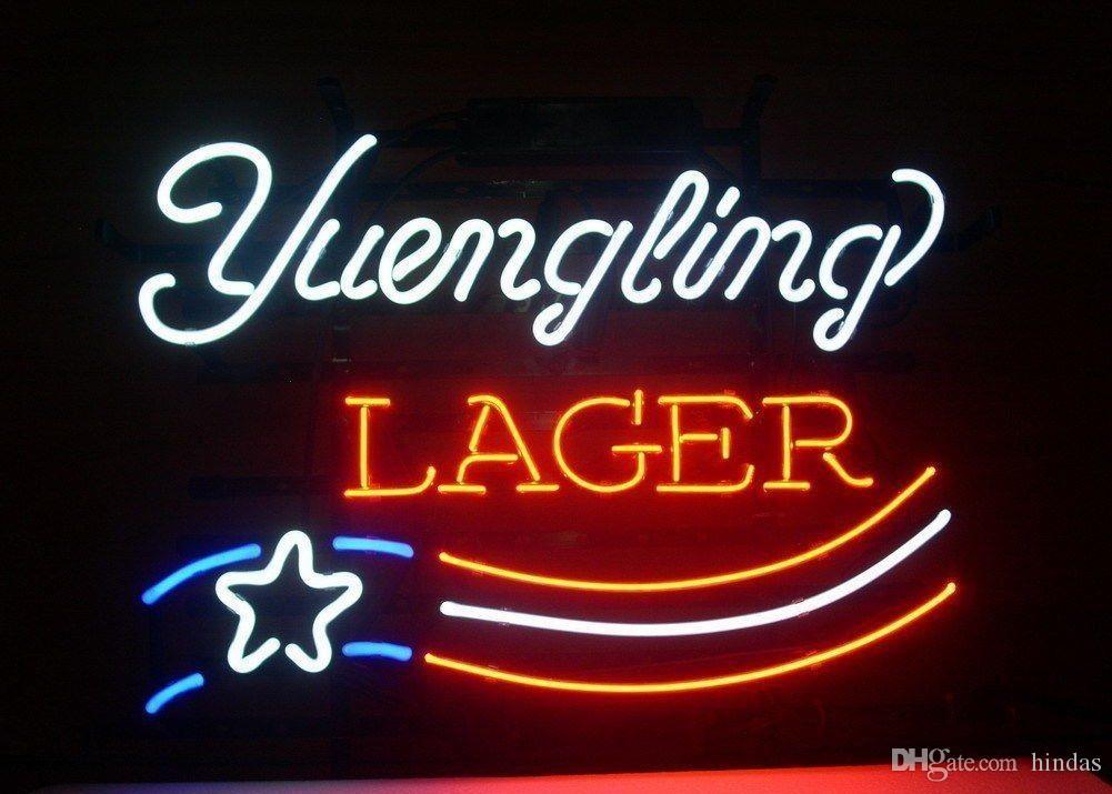 New HIGH LIFE Neon birra segno Bar Iscriviti reale di vetro della luce al neon della birra segno 17x14