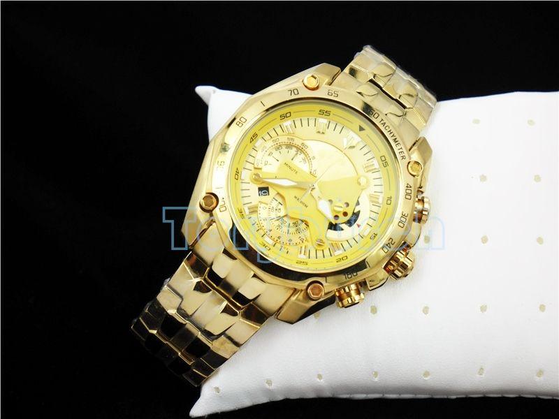 маятник высшего качества Новые мужские спортивные часы EF-550RBSP-1AV с циферблатом хронографа EF-550RBSP-1AV Гентские наручные часы Функция второго секундомера