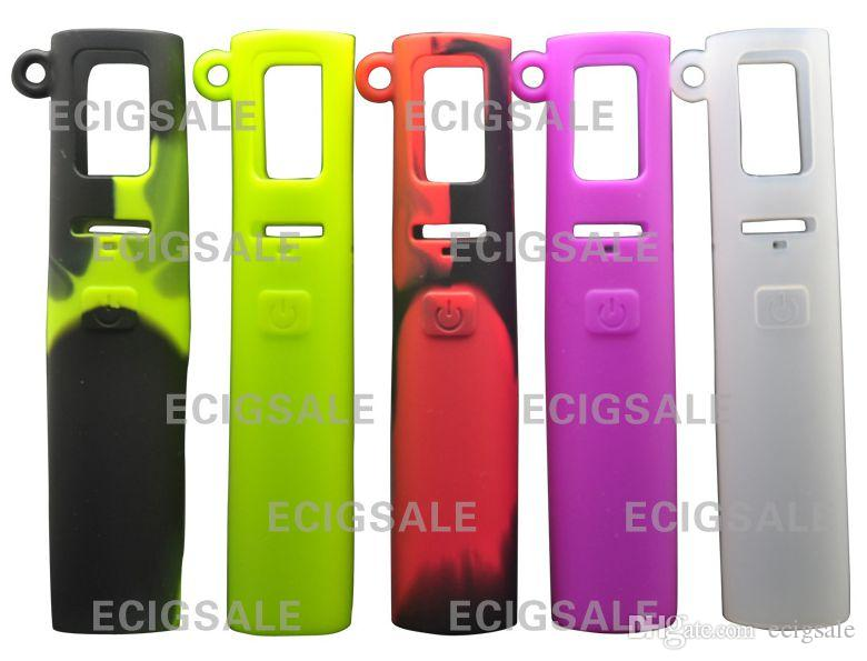 For eleaf Ijust s Just E cig Electronic cigarette Silicone Case Skin Cover Bag Pocket Pouch Accessories Box Case