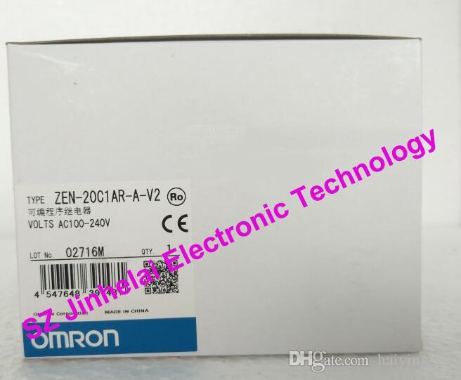 ZEN-20C1AR-A-V2 Neues und originales OMRON Programmierbares Relais AC100-240V