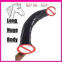 Giant Huge horse Dildo Realistic Dildos Female Masturbator Penis Anal Erotic Sex Horse Cock Big Sex Toys