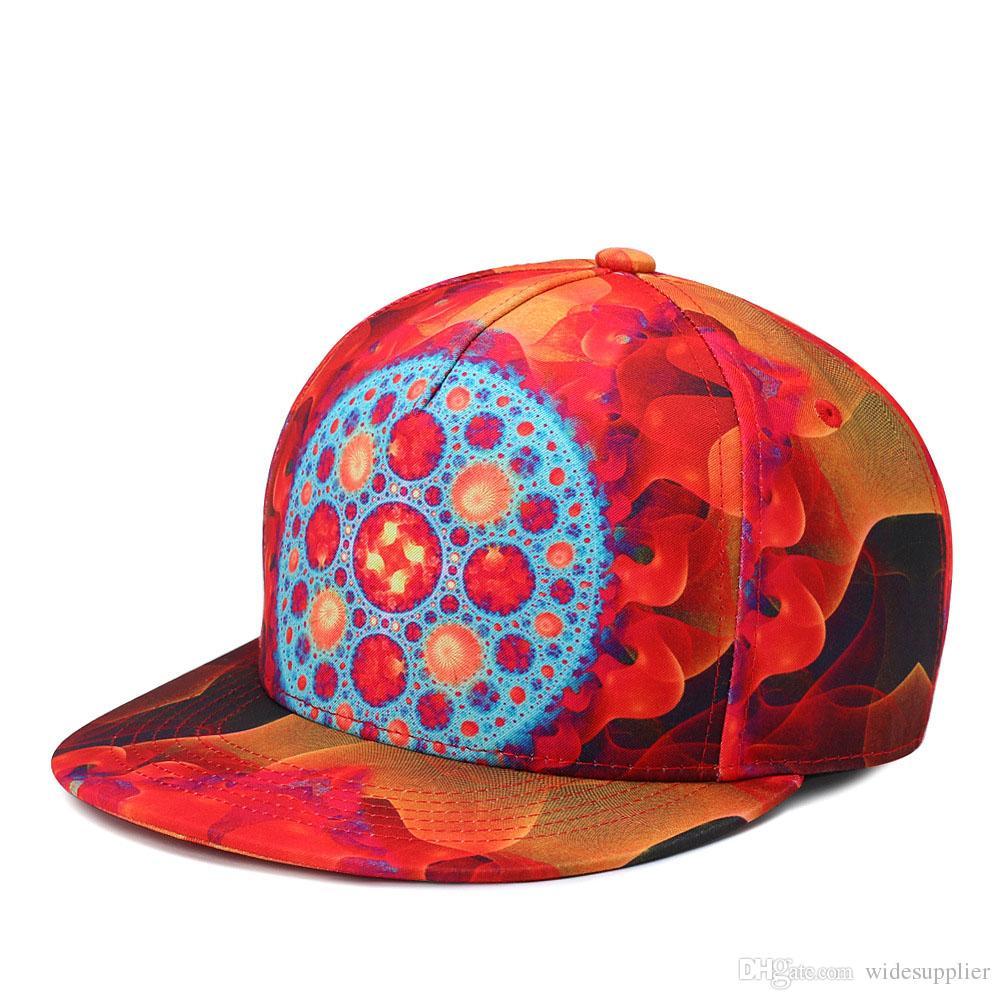 Hot Dad Hats 3D Drucken 34 Styles Basketball Baseball-Mütze Hysteresen Sport Hüte Herren Herren Hip Hop Caps