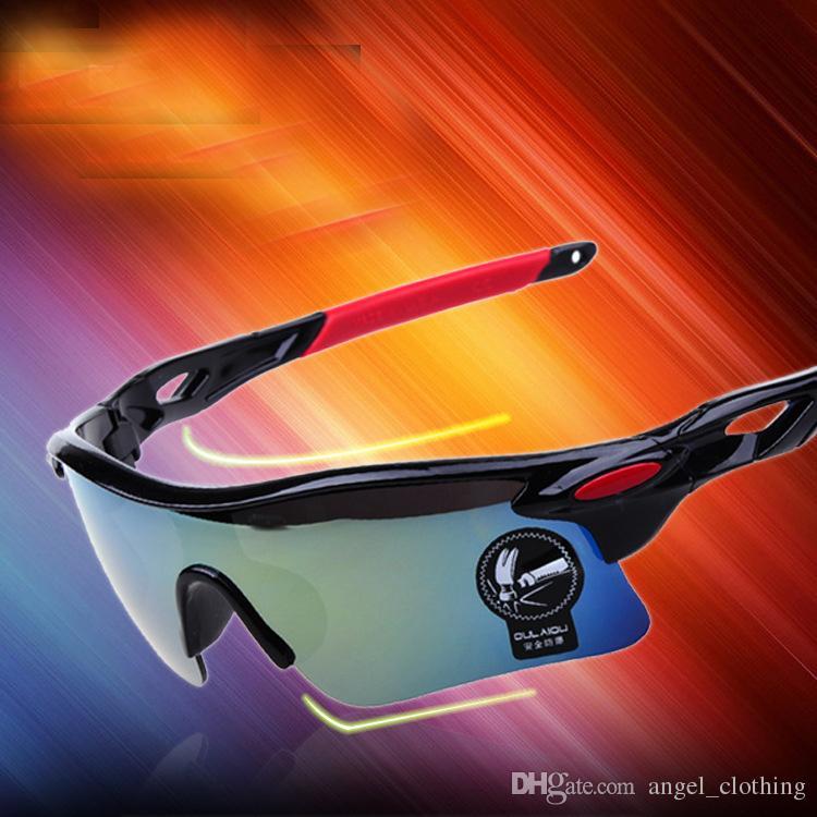 Para mujer para hombre de las gafas de sol gafas de sol deportivas de ciclismo para el ciclismo de béisbol Correr Pesca Golf, 100% UV400 Protección 009181