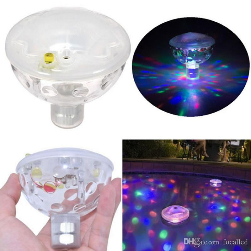 2019 LED Pool Light Waterproof IP65 Underwater Light Color Changing  Swimming Pool Lights Fish Tank Aquarium LED Lamp CE UL SAA From Focalled,  $5.67 | ...