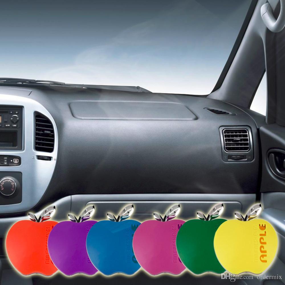 ar- 스타일링 새로운 디자인 자동차 공기 환기 향수 원래 향기 공기 청정기 자동차 액세서리에 대 한